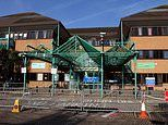 Hospital in Weston-super-Mare shut to new patients 'sees 40% of staff test positive for Covid-19'