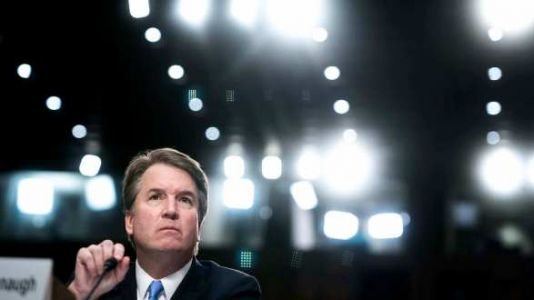 A Second Woman Has Accused Brett Kavanaugh Of Sexual Misconduct