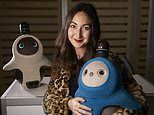 Could cuddling a robot cure Britain's loneliness epidemic?