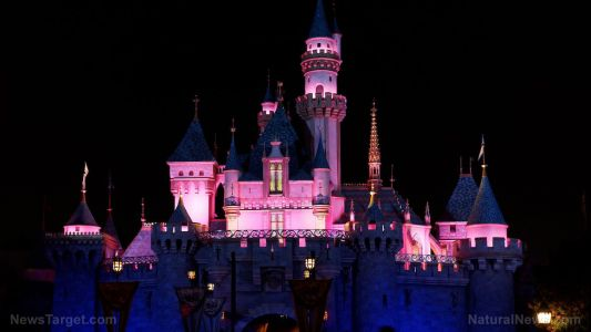 Disney goes woke for Black Lives Matter - But kowtows to China's racism, concentration camps