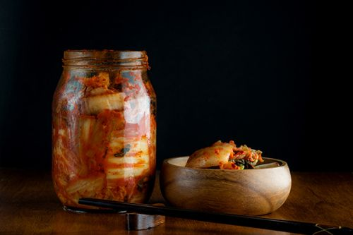 Animal study explores how fermented foods influence gene responses in the colon