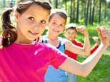 HIIT is recommended for CHILDREN to boost brain power