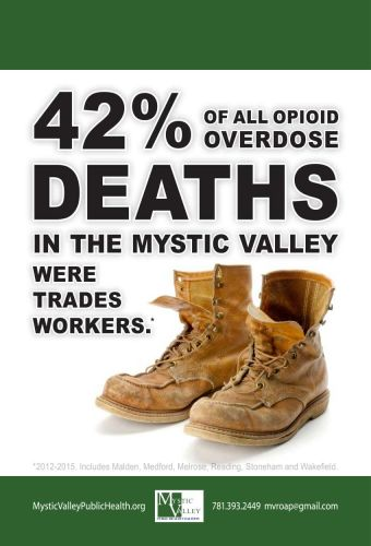 Lessons for Ohio? Massachusetts public health officials take aim at trade worker opioid overdose deaths