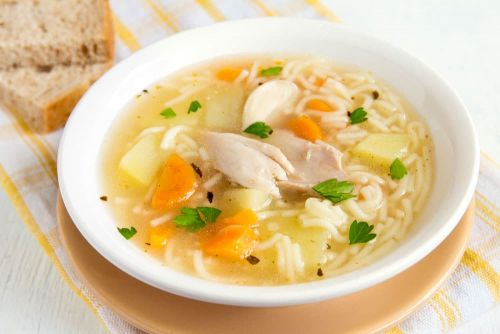 5 Foods to Eat When You Have a Cold