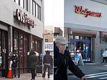 Walgreens and CVS to open 17 drive-thru coronavirus testing sites