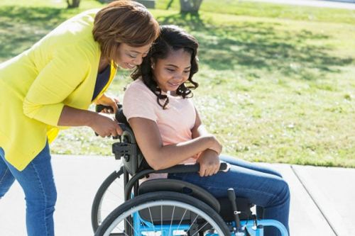 When My Preteen Daughter Started Using A Wheelchair, People Began To Treat Her Differently