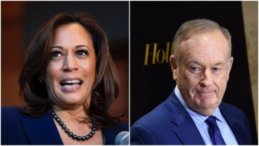 Bill O'Reilly Says He Won't Vote For Kamala And Twitter Gloriously Drags Him