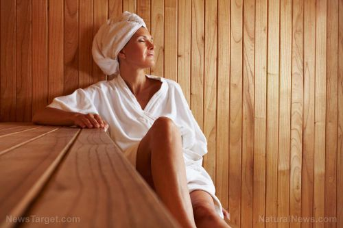 Why you should use a sauna right after an intensive workout