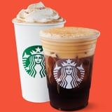 Here's the Nutritional Breakdown of Starbucks' New Pumpkin Cream Cold Brew