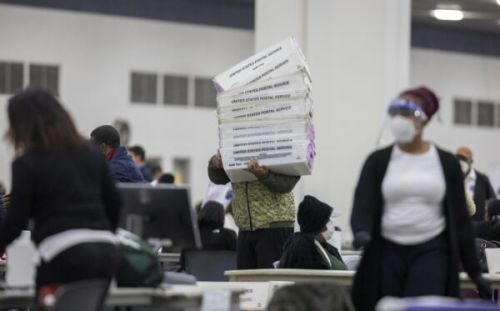 Yet another cybersecurity expert confirms in sworn declaration that Dominion voting machines are fraudulent