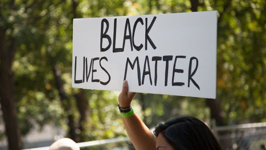 Black Lives Matter is nothing but hate, and Facebook fully supports it