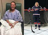 Former Olympic hockey player who got stage 4 lung cancer from RADON warns of invisible danger