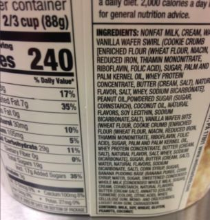 Weis Markets recalls Banana Puddin' ice cream because of undeclared eggs