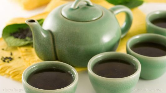 Study shows aroma of black tea can help reduce stress levels