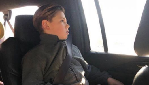 Kim Zolciak Posted A Pic Of Her 6-Year-Old In A Booster And The Internet Attacked