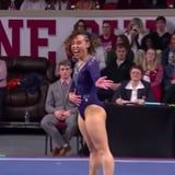 Katelyn Ohashi Had ANOTHER Perfect 10 Floor Routine, This Time With Some Jackson 5!