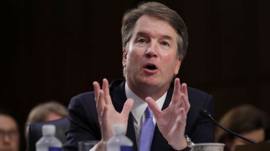 Brett Kavanaugh Calls Birth Control An 'Abortion-Inducing Drug'