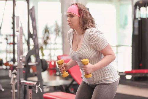 Does Obesity and Insulin Resistance Make It Harder to Build Muscle?