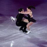 This Emotional Tribute Will Be the Last Skate of Tessa Virtue and Scott Moir's Olympic Career