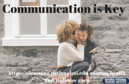 Communication is Key for Effortless Health and Wellness