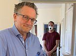 DR MICHAEL MOSLEY: Our two adult sons both have symptoms. Will my wife and I be struck down next?