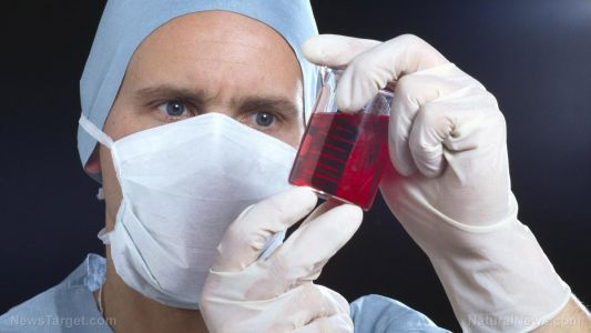 """""""Healthy"""" blood donors routinely donate virus-tainted blood that's then inserted into vaccines"""