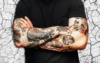 Your Tattooed Skin May Be Posing A Potential Health Risk