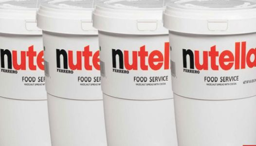 You Can Buy A 7 Pound Bucket Of Nutella At Costco Right Now