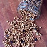 I Tried This Supereasy Refined-Sugar-Free Granola Recipe - I'll Never Buy Granola Again!
