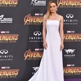 Get a Sculpted Back Like Brie Larson With This Simple Exercise