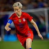 """Get the 3 Simple Meals That Soccer Star Megan Rapinoe Eats Every Day to Bring Her """"A"""" Game"""