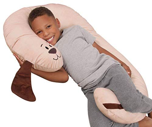 The Best Body Pillows For Your Kiddo To Snuggle To Sleep