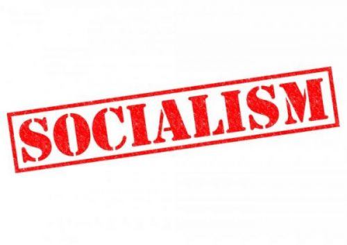 Democrats love socialism because they want to take your stuff and enslave you