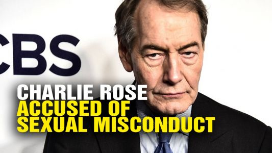 This is the Left: Serial sex abuser Charlie Rose may star in new show that highlights men who abused women