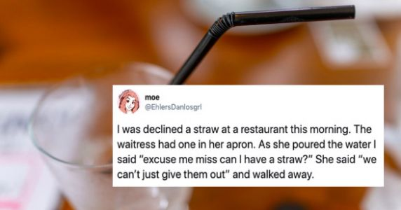 Viral Thread Nails How The Plastic Straw Ban Hurts People with Disabilities
