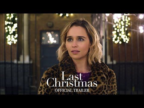 The 'Last Christmas' Trailer Is So Magical, Twitter Thinks The Movie Has An OMG 'Twist'