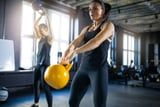 I Do CrossFit and This 45-Minute Workout Kicked My Butt !