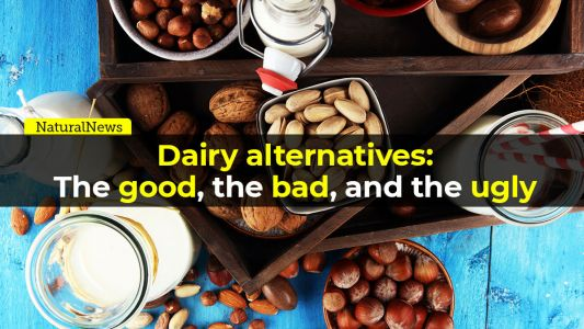 Dairy alternatives: The good, the bad, and the ugly