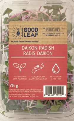 Goodleaf recalls microgreens because of Listeria risk