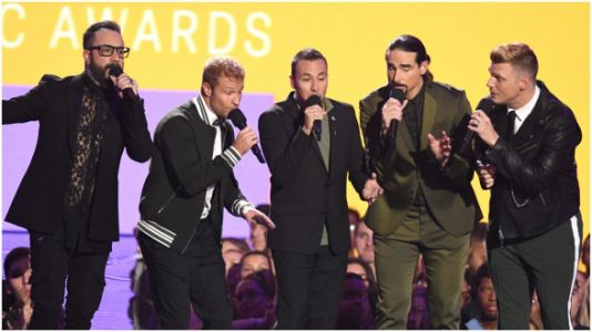 Backstreet Boys Are Going On A World Tour And We're Already Screaming
