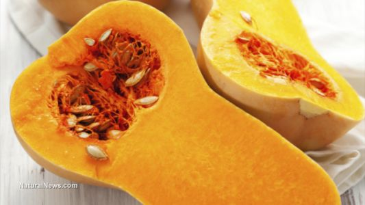 Butternut squash is a yummy way to boost your vitamin C levels