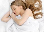 Young women are Britain's worst snorers: One third of females aged 25-34 snore hard