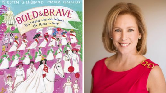 You're Going To Want Kirsten Gillibrand's Kids Book