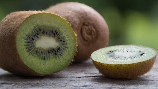 Kiwis can safely and naturally ease chronic constipation