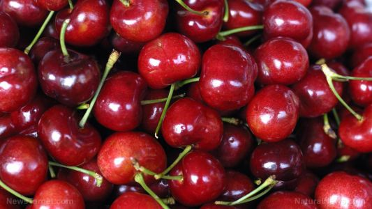 Improve sleep quality and boost heart health: 7 Reasons to eat nutrient-rich cherries