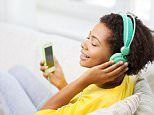 Stop stress eating by walking and making a playlist