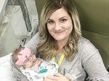 Utah mom buries month-old daughter born with four heart defects