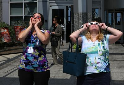 Did You Damage Your Eyes Viewing the Eclipse?
