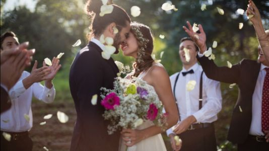 The Adults-Only Wedding Trend Is Getting People HEATED