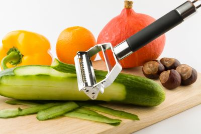 Does Peeling Fruits and Vegetables Eliminate Most of the Pesticides?